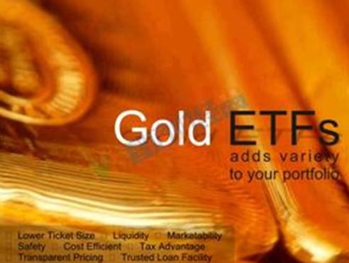 黄金etf与金价之间有什么关联