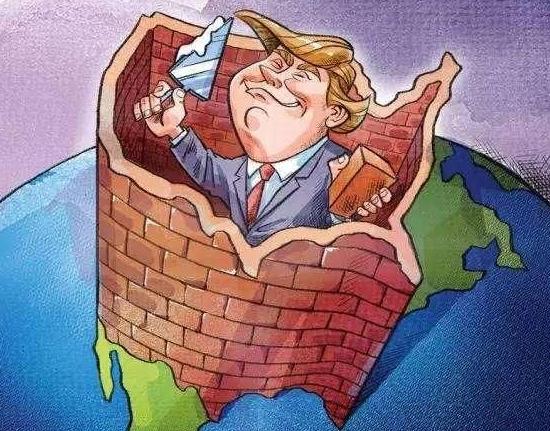 羊首领:美国单边主义 VS 世界多边主义