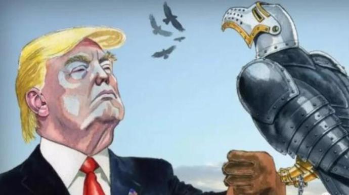 羊首领:美国国内反对贸易战的声音