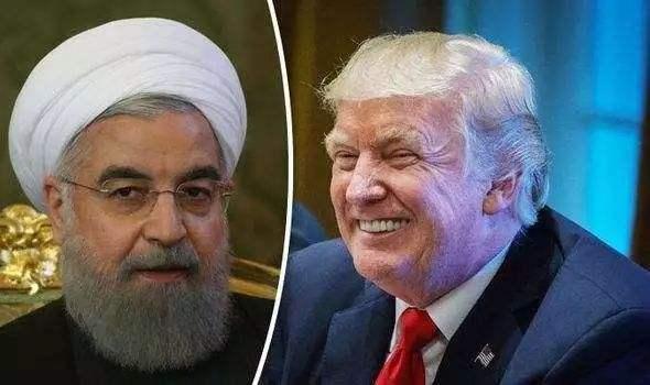 黄绍山:特朗普动刀伊朗,美国不放下刀子伊朗难以回应