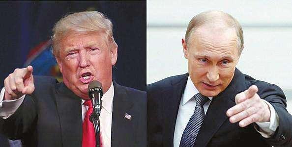 黃紹山:美俄又鬧崩,俄國準備反擊