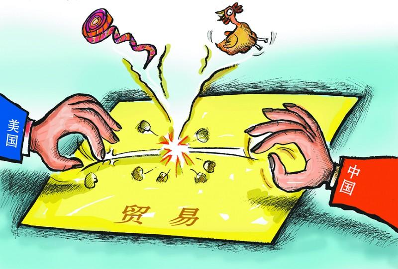 熊傲君:中美贸易战或再度升级
