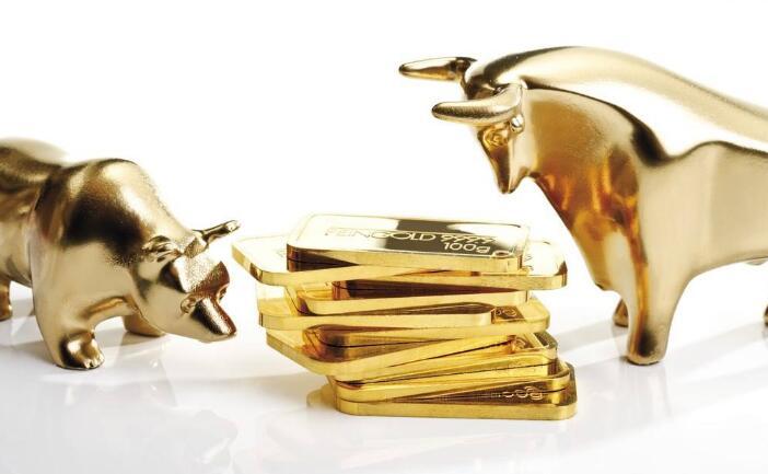 林幽沃:现货黄金震荡期即将结束