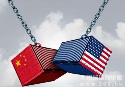 中美贸易谈判良好 金价多头坚挺