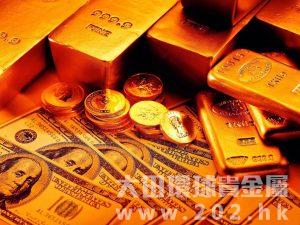 炒黄金开户要多少钱?