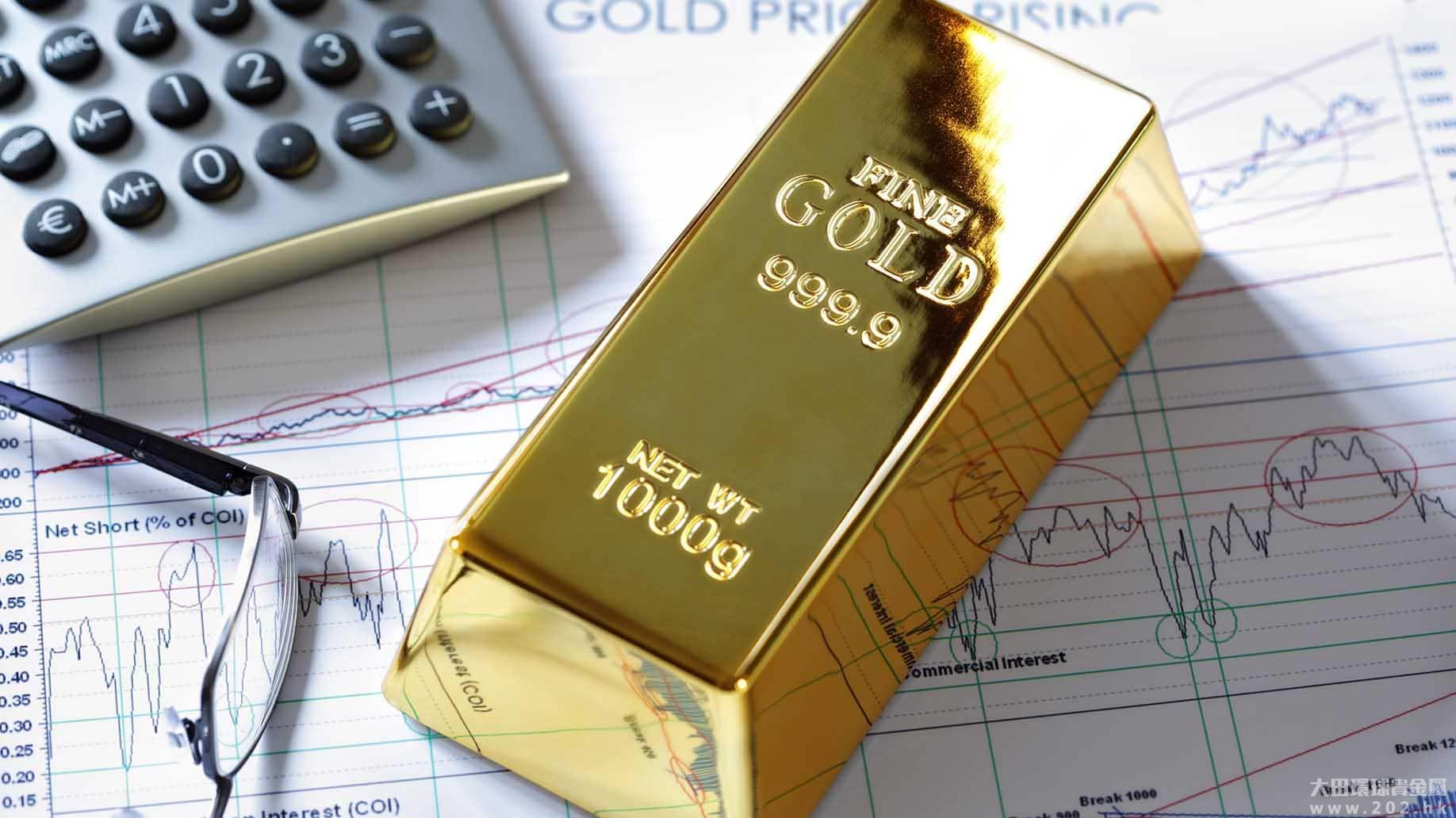 黃金勢不可擋 美元進一步助力