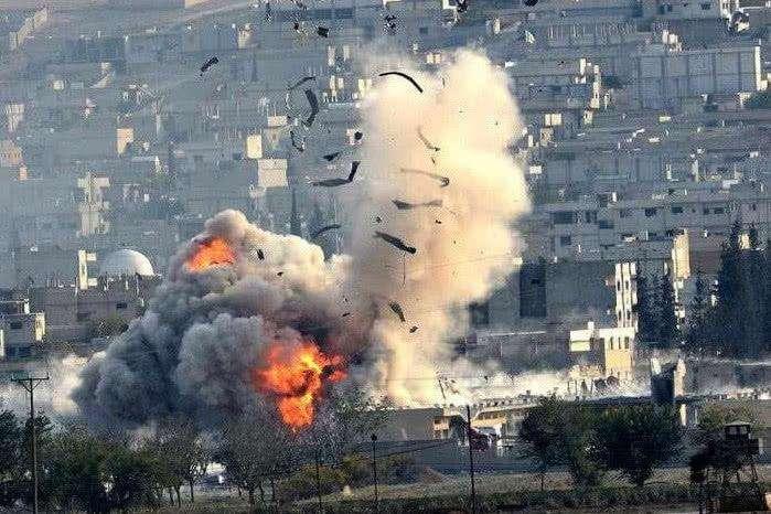 黃紹山:土耳其襲擊敘利亞