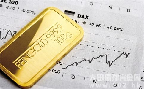 美元保持強勢 黃金不遑多讓