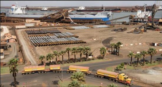 澳大利亞採礦救國 現貨黃金高位重挫