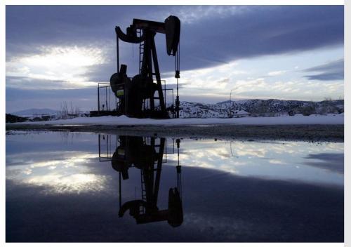 EIA数据施压油价 现货黄金高位回落