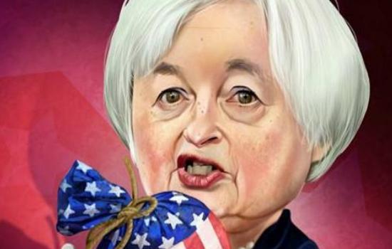 熊傲君:耶倫放言刺激經濟,金價低位逐步回升