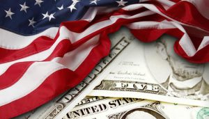 现货黄金收窄涨幅,美元探底回升